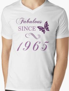 1965 Fabulous Birthday T-Shirt