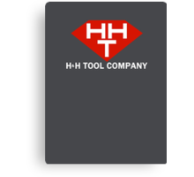 H&H Tool Company Canvas Print