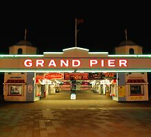 Grand Pier Entrance by Yampimon