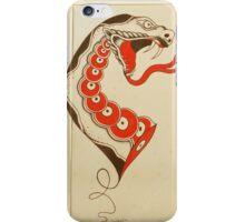 Sssnake iPhone Case/Skin