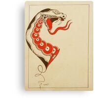Sssnake Canvas Print