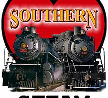 4501 & 630 - SOUTHERN STEAM by TrainmasterBob
