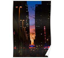 New York Rainbow Room Poster