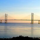 SEVERN BRIDGE by kfbphoto