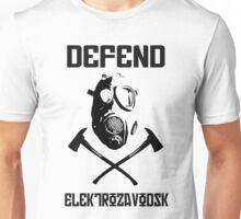 Defend Elektro Dayz  Unisex T-Shirt