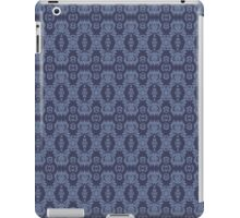 Mormor Damask - Navy iPad Case/Skin