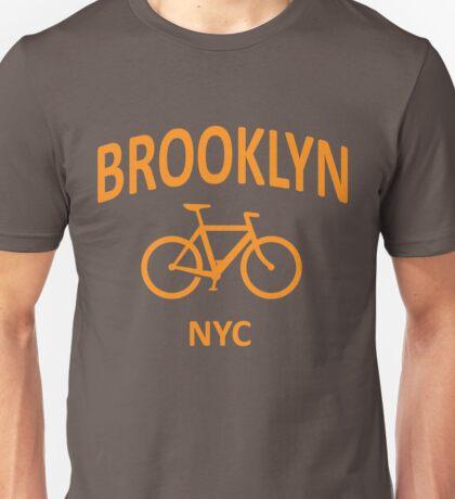 I Bike Brooklyn Unisex T-Shirt