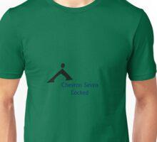 Chevron Seven Unisex T-Shirt