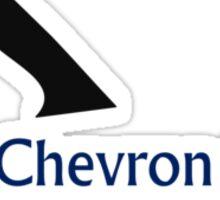 Chevron Seven Sticker