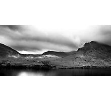 Wastwater from the screes Photographic Print