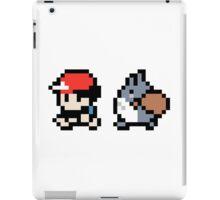 Totoro Pokemon Sprite V2! iPad Case/Skin