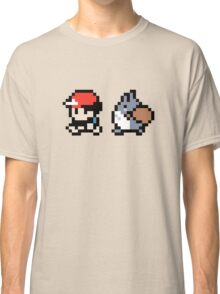 Totoro Pokemon Sprite V2! Classic T-Shirt