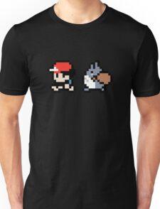 Totoro Pokemon Sprite V2! Unisex T-Shirt
