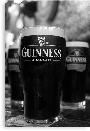 Guinness by Scott Moore