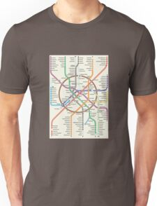 MOSCOW METRO Unisex T-Shirt