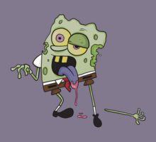 zombie spongebob Kids Clothes