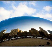 The Bean, Chicago by Pratik Agrawal