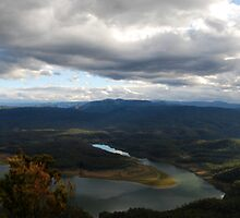 From McMahons Lookout by AnnabelHC