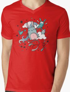 little dreams Mens V-Neck T-Shirt