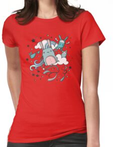 little dreams Womens Fitted T-Shirt