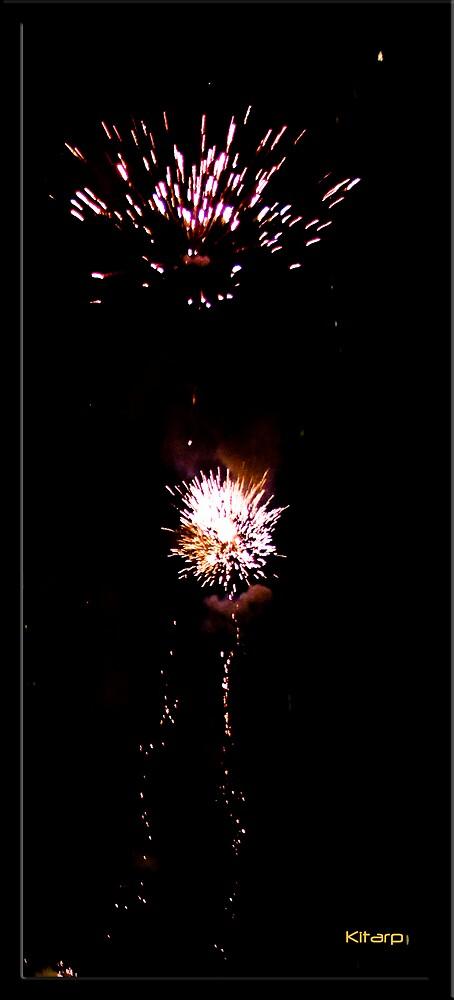 Exploding Champagne  by Pratik Agrawal
