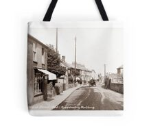 Ref: 58 - Broadwater Street East, Broadwater, Worthing, West Sussex. Tote Bag