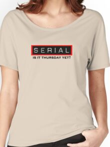 Serial Podcast Women's Relaxed Fit T-Shirt