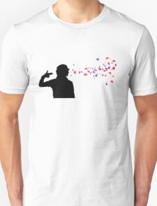 Blow your hearts out Unisex T-Shirt