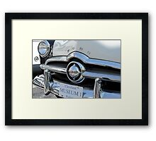 Cops n Chrome Framed Print