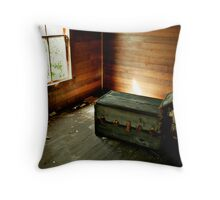 The Chest  Throw Pillow