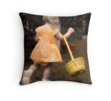 Easter Series Throw Pillow