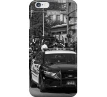 Parade Session iPhone Case/Skin