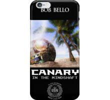 Canary in the Shaft iPhone Case/Skin
