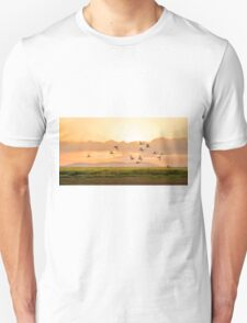 Sunset Glow Unisex T-Shirt
