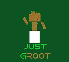 Groot & Android Mashup - (Just gROOT it version) by Matthew Ellerington