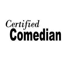 Comedian Photographic Print