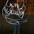 Light painting by Jimmy Burns