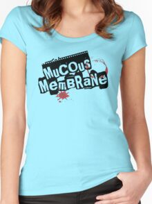 Mucous Membrane(OPACE) Women's Fitted Scoop T-Shirt