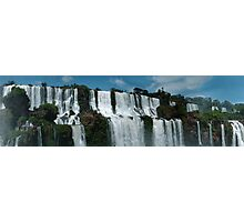 Iguazu panorama Photographic Print