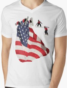 All American Snowboarder T-Shirt