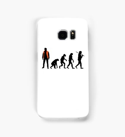 Back to the future past future past Samsung Galaxy Case/Skin