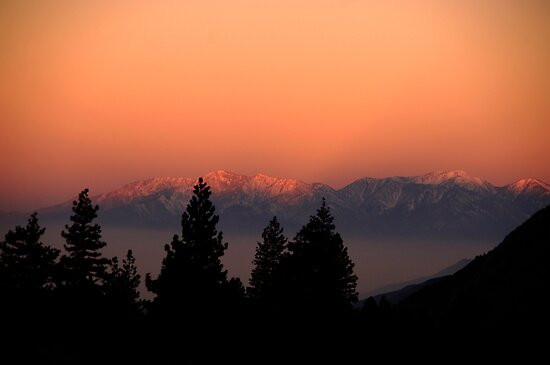 sunrise among the giants by oastudios