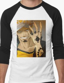 Trafalgar Law Men's Baseball ¾ T-Shirt