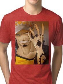Trafalgar Law Tri-blend T-Shirt