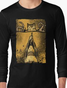 Sand Jaws Long Sleeve T-Shirt