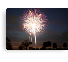Independence Day Canvas Print