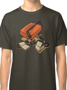 Record Eater Classic T-Shirt