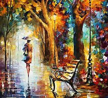 The End of Patience — Buy Now Link - www.etsy.com/listing/173618493 by Leonid  Afremov
