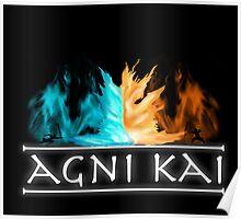 Avatar - Agni Kai Poster