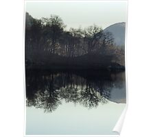 Thirlmere Reflection  Poster